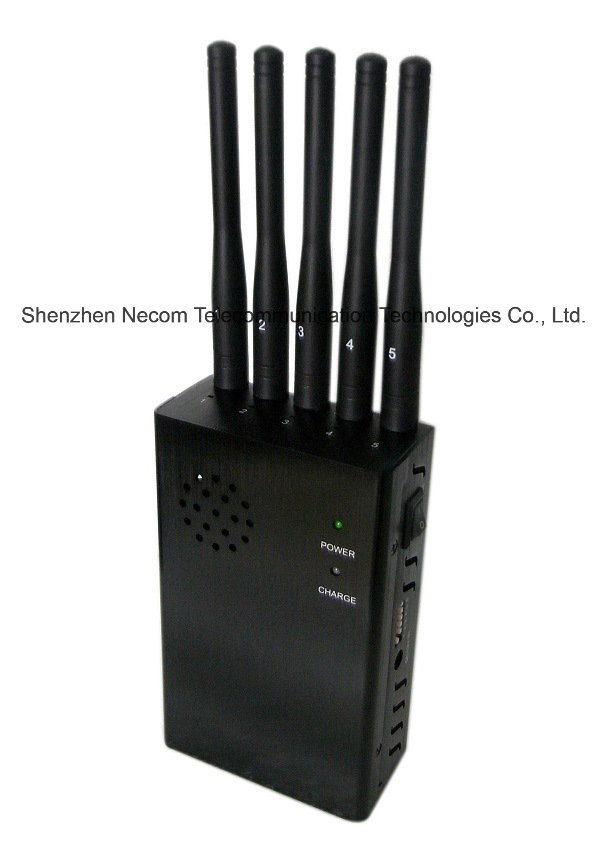 buy mobile jammer for sale - China Portable 5 Bands Blocker for /3G/4G Cellular Phone, WiFi, GPS, Lojack, Mobile Signal Jammer; 5 Antenna Jammer; Jamming for Lojack, GSM, GPS, Cellular Jammer - China 5 Band Signal Blockers, Five Antennas Jammers