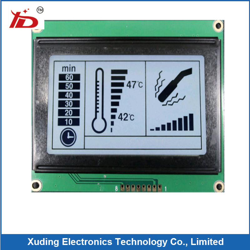 128X64 Stn Cog Positive FPC Connector Graphic LCD Display