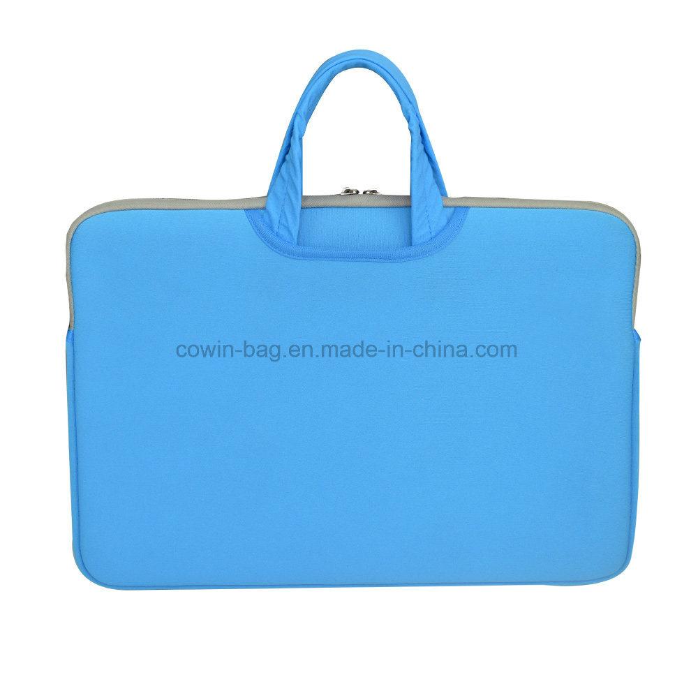 Waterproof and Shockproof Neoprene Laptop Sleeve with Handle
