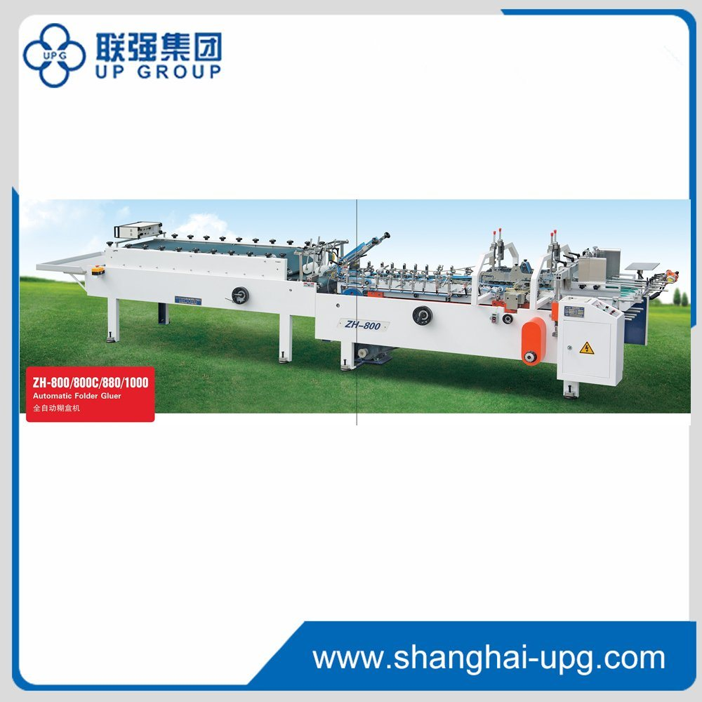 Zh-800/800c/880/1000 Automatic Folder Gluer