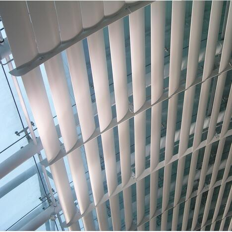 Aluminum Alloy Shade Louver with Factory Price for Exterior Use