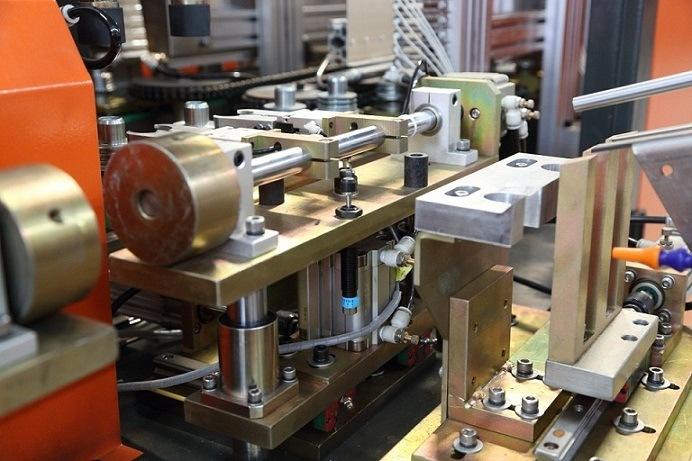 Fully-Automatic Bottle Blow Moulding Machine Making 5 Gallon Big Bottle