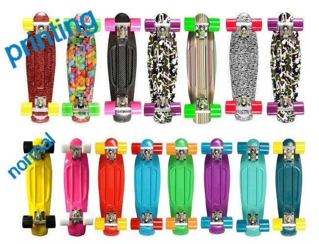 Plastic Penny Skateboard From Original Factory