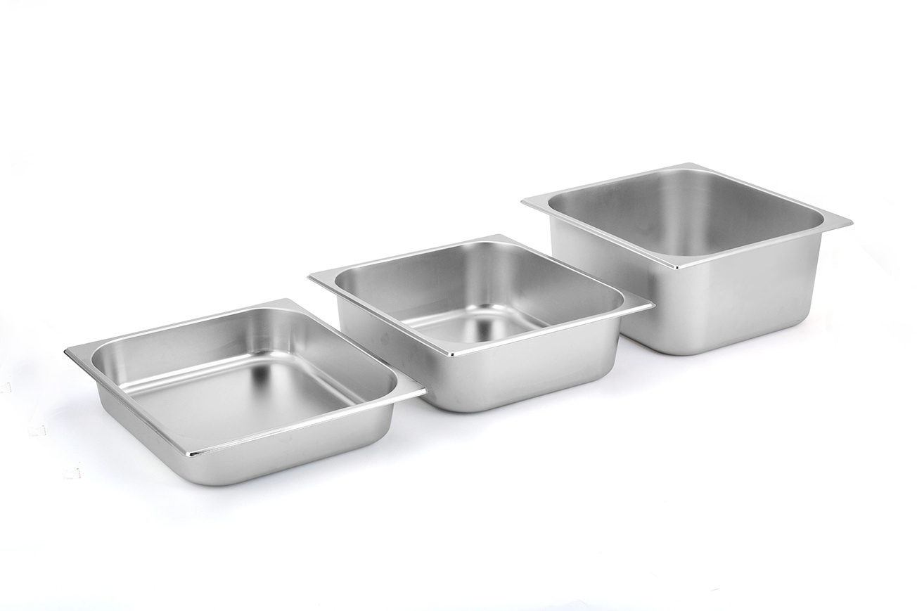 American style Gn Pans Gastronorm Food Containers