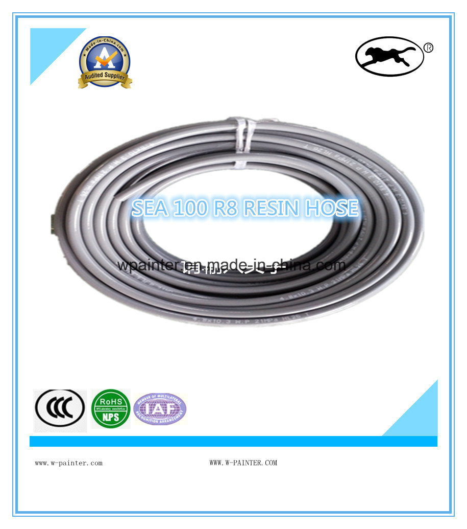 Aramid Fibre Braided Resin Hose
