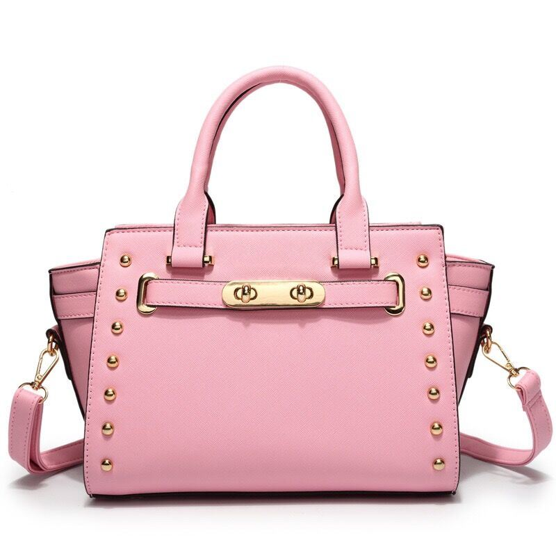 Women PU Shoulder Tote Ladies Hand Bag