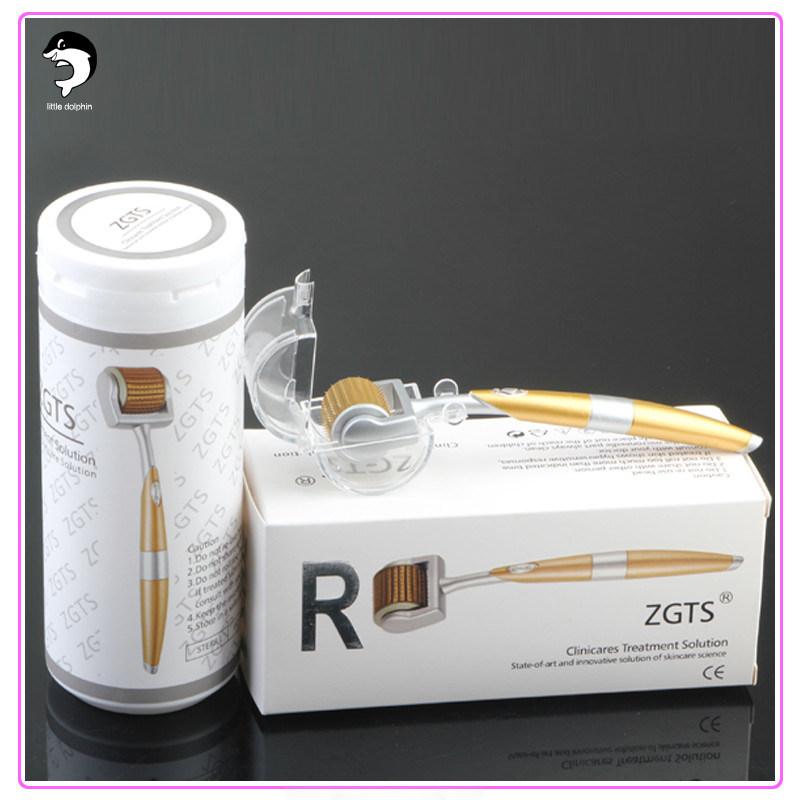 Popular Portable 190 Needles Titanium Face Roller Beauty Equipment