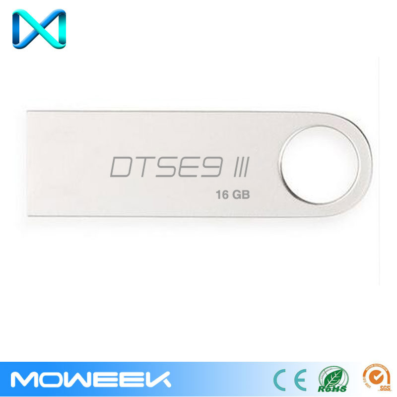Popular Mini Gift Pen Drive Metal USB Flash Pen Drive