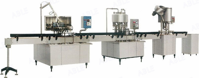 3000-5000bph Water Filling Machine