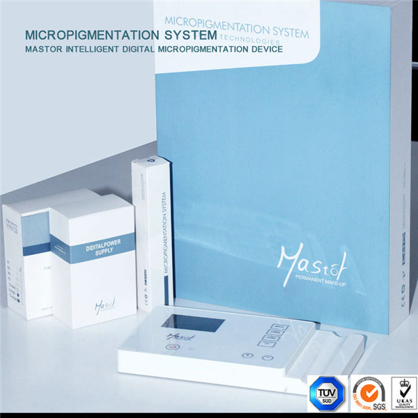 Mastor Permanent Makeup Micropigmentation Systems Tattoo Machine Kit