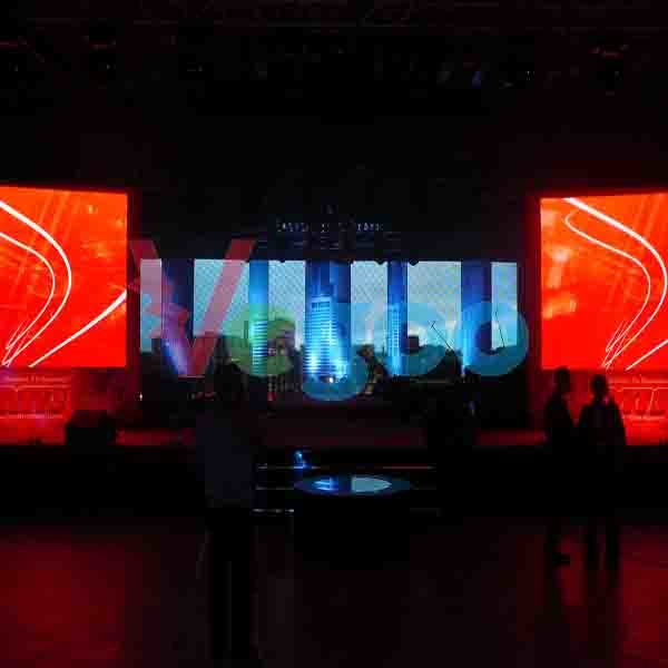 2016 Hot Sale High Brightness Full Color Indoor LED Display Screen P7.62