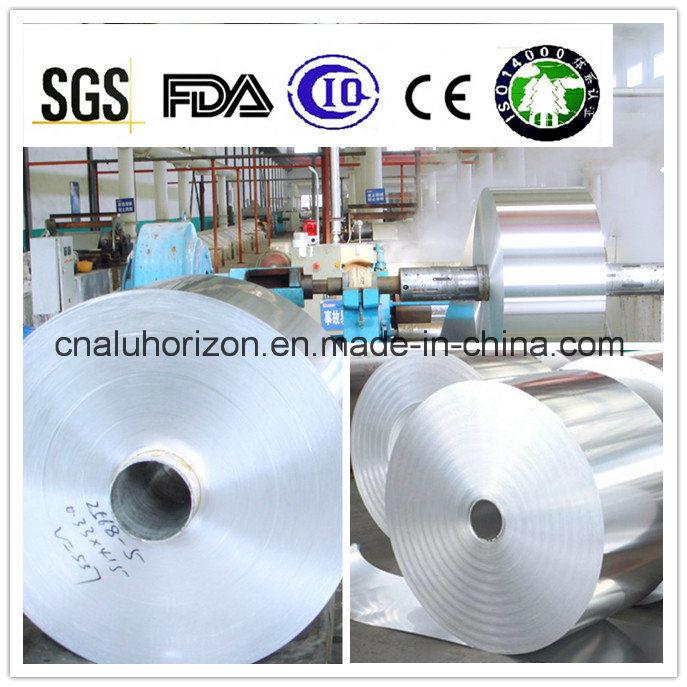 8011-O High Quality Food Use Aluminum Foil for Roasting