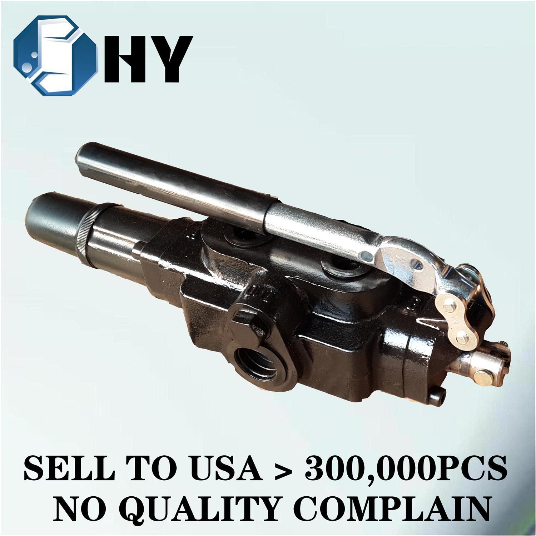 1 Spool Hydraulic Control Valve for Log Splitter Hot Sales