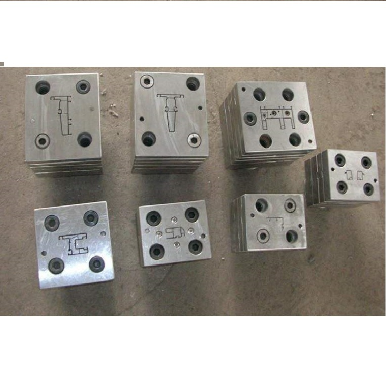 High Quality Plastic PVC Profile Extrusion Mould, PVC Mould, Plastic Mould, UPVC Profile Mould