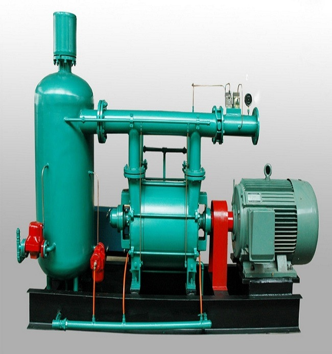 Directly Connected Single Stage Liquid Ring Vacuum Pump for Plastic Industry