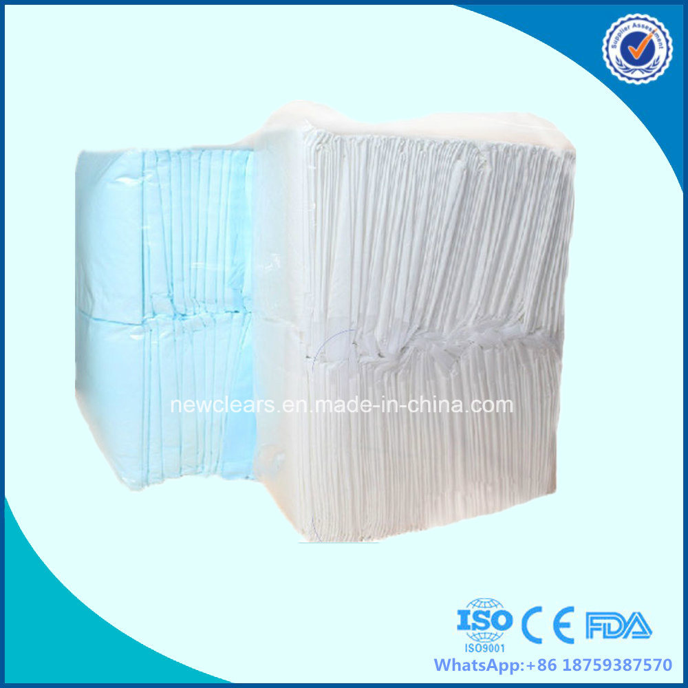China Manufacturer for Disposable Under Pad