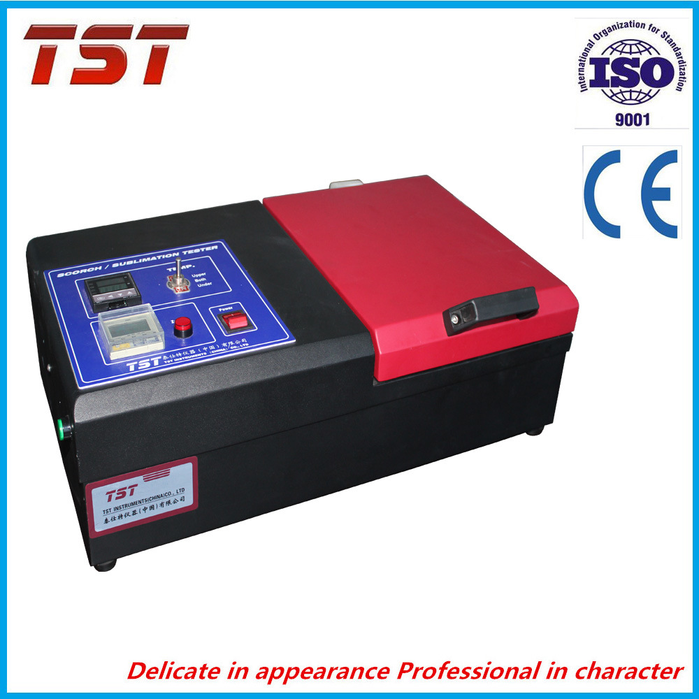 Ironing/Sublimation Color Fastness Tester with Calibration Certificate