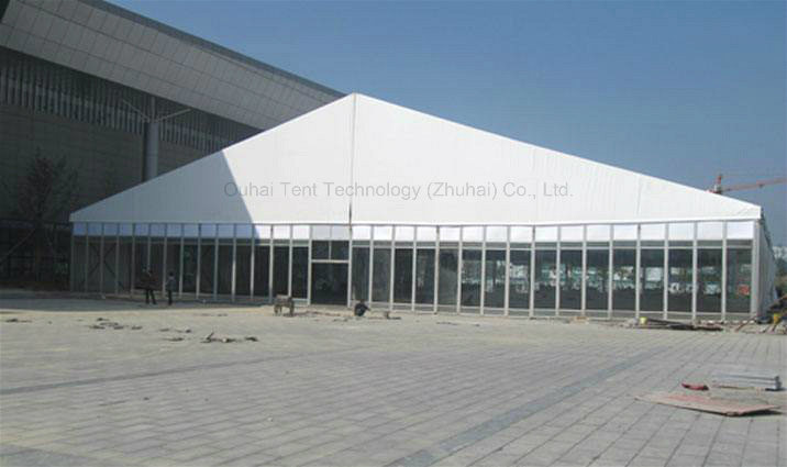 40m Large Clear Span Top Quality Exhibition Party Wedding Marquee