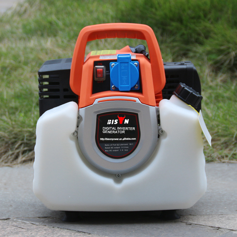 Bison (China) BS900q 1 Year Warranty Experienced Supplier Electric Start Portable Generator Inverter