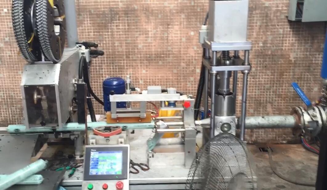 Full Auto Silicone Sausage Repacking Machine Sealant Filling Machine