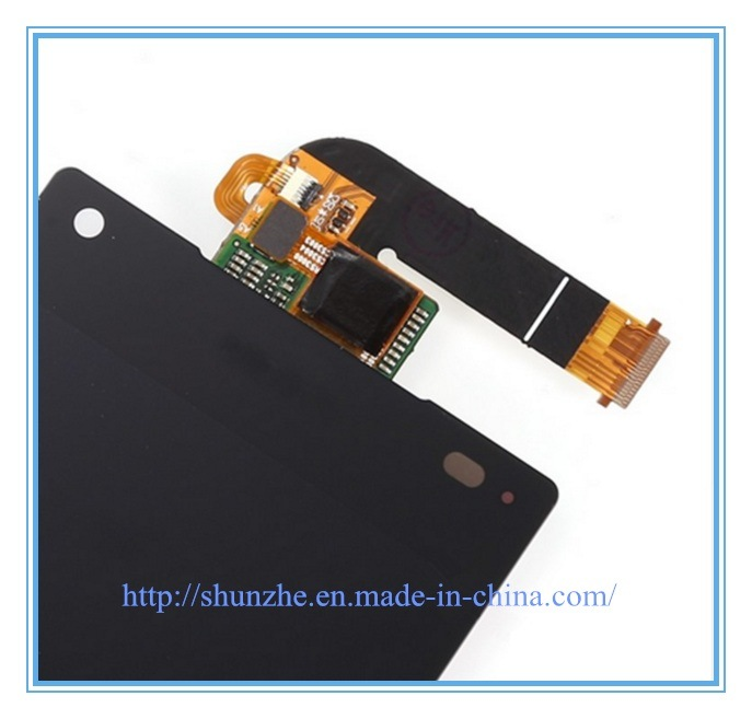 Displays Assembly Smart Cell Mobile Phone Original LCD Screen for Sony Z5 Mini LCD