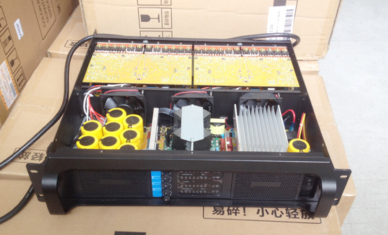 Special Design Fp10000q Power Amplifier with XLR Input
