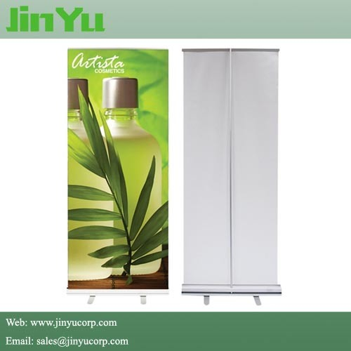 80*200cm Economic Retractable Banner Display Stand