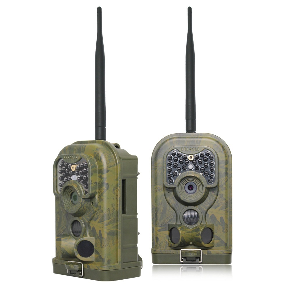 Ereagle 12MP GSM/MMS Trail Camera Ere-E1s