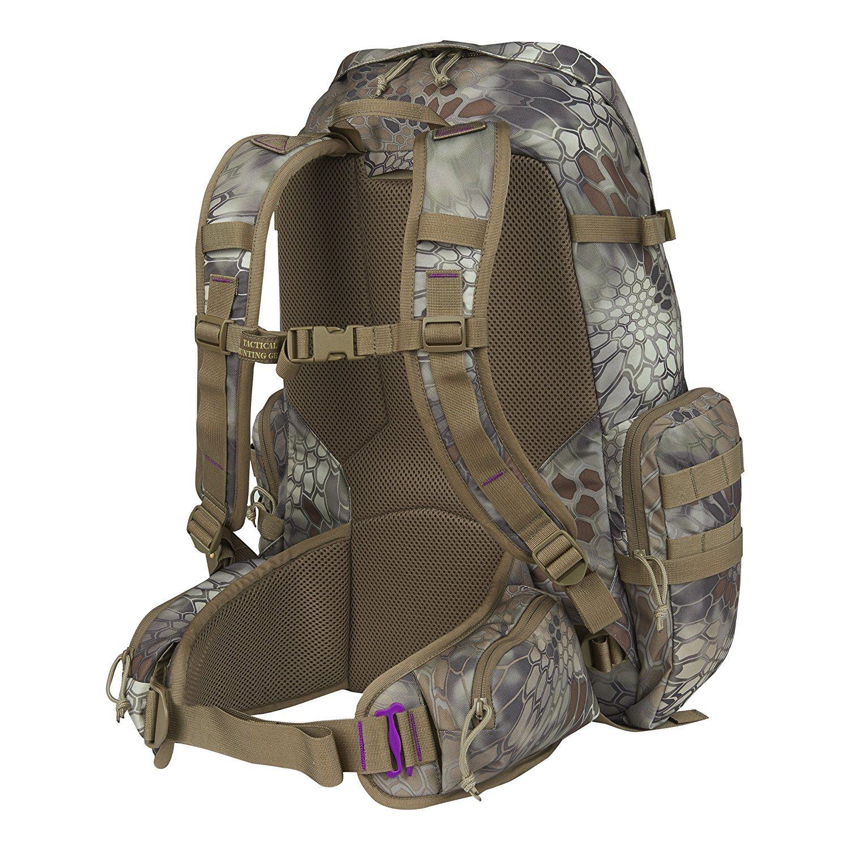 High Quality Camo Highlander Backpack