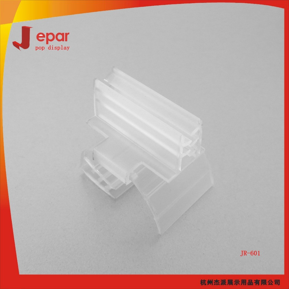 Plastic Shelf Talkers for Store Promotion Information Display