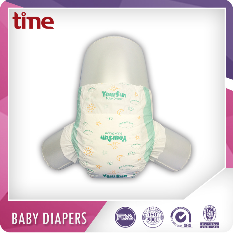 Private Label Diaper Breathable and High Absorption Baby Diaper China Manufacturer