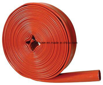 2iuch High Pressure and Strength Nitrile PVC Fire Hose/Lay Flat Hose