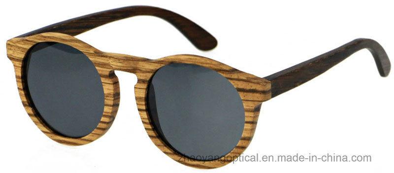 F. D. a Eco Original Bamboo Sunglasses with Logo