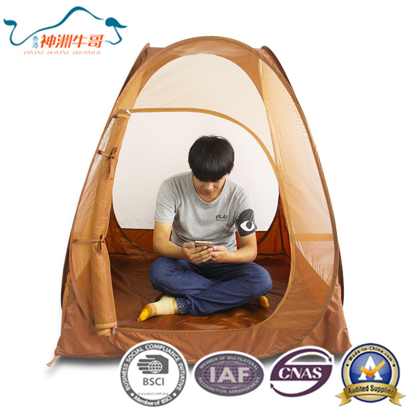 Hot Selling 170t Polyester Pop up Tent with Mesh