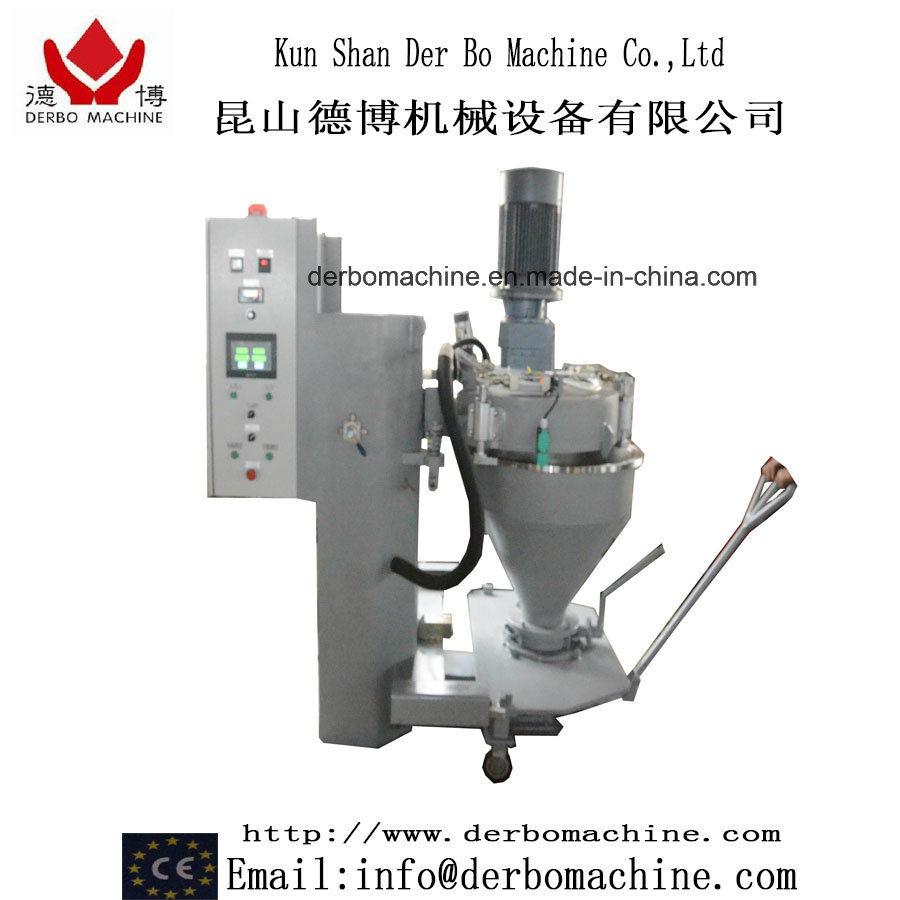 Multi-Containers Used Operating Powder Coating Container Mixer