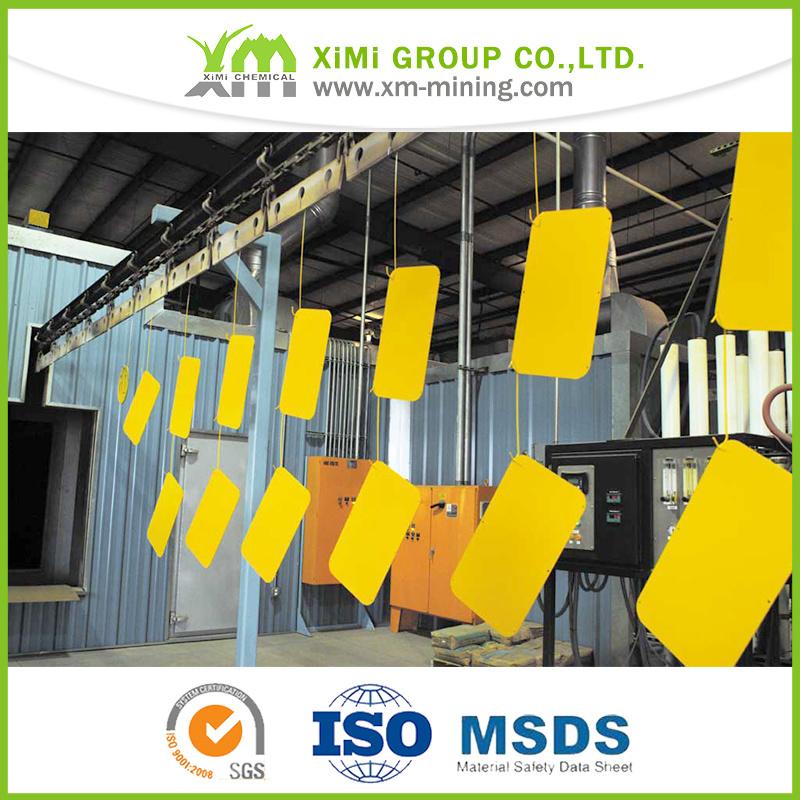 Architecture Profiles Indoor Electrostatic Powder Coating