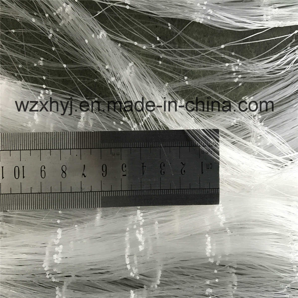 0.30mm X 40mmsq X 25MD X 100m Nylon Monofilament Fishing Nets