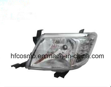 Isuzu Pick up Jmc 2001-2009 Front Bumper Car Head Lamp Car Accessories