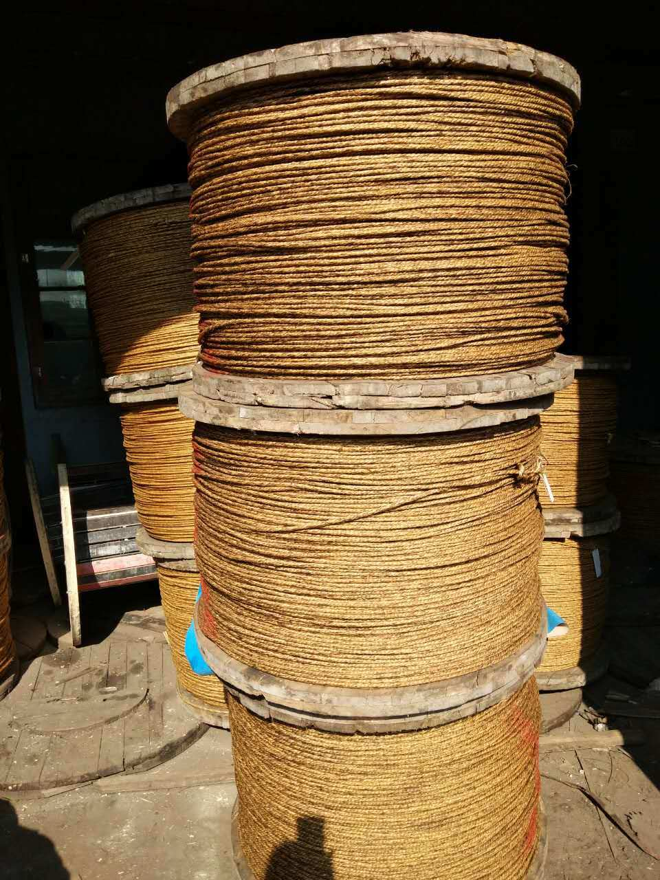 Manila Rope/ Natura/ White High Quality Sisal Rope Packing Rope