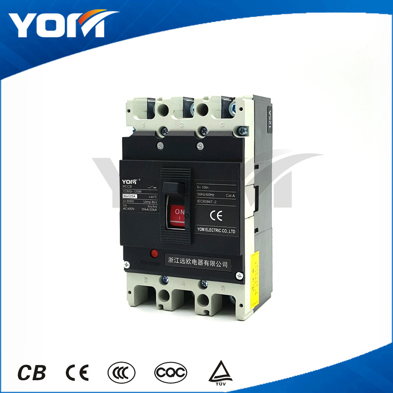 Moulded Case Circuit Breaker (MCCB) DC MCCB Circuit Breaker