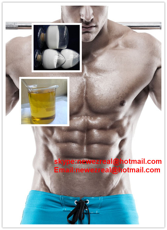 Pharmaceutical Intermediates for Body-Building Drostanolone Enanthate CAS: 472-61-145