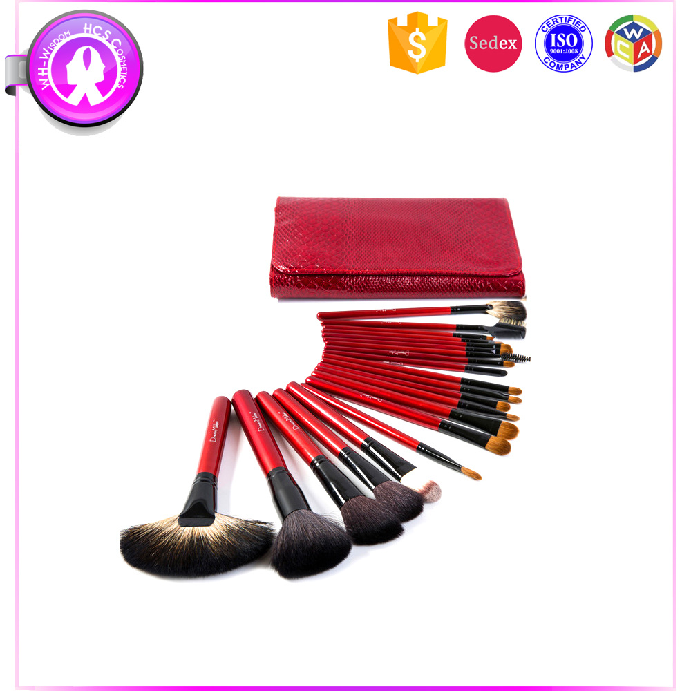 2017 Fashion Style Makeup Brush Kit Cheap Wholesale