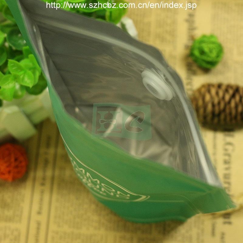 Laminated Aluminum Foil Bag Stretch Film