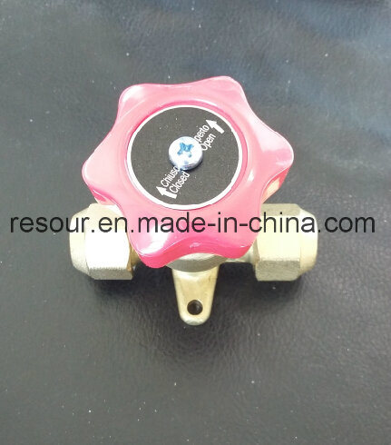 Hand Valve, Stop Valve, Shut off Valve, Refrigeration Parts