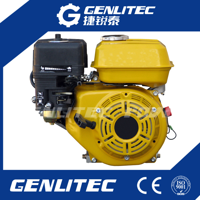 Single Cylinder 4 Stroke Petrol Engine for Generator and Water Pump (5.5HP to 16HP)