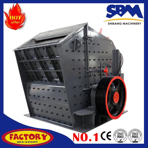 Sbm 30-600tph Professional Impact Crusher, Rock Crusher, Stone Crusher Machine