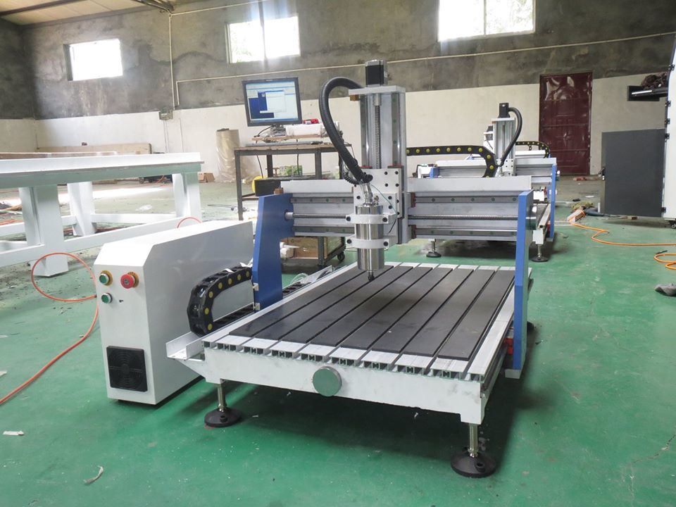300X300mm Acrylic Stone Marble Wood Desktop Mini CNC Machines