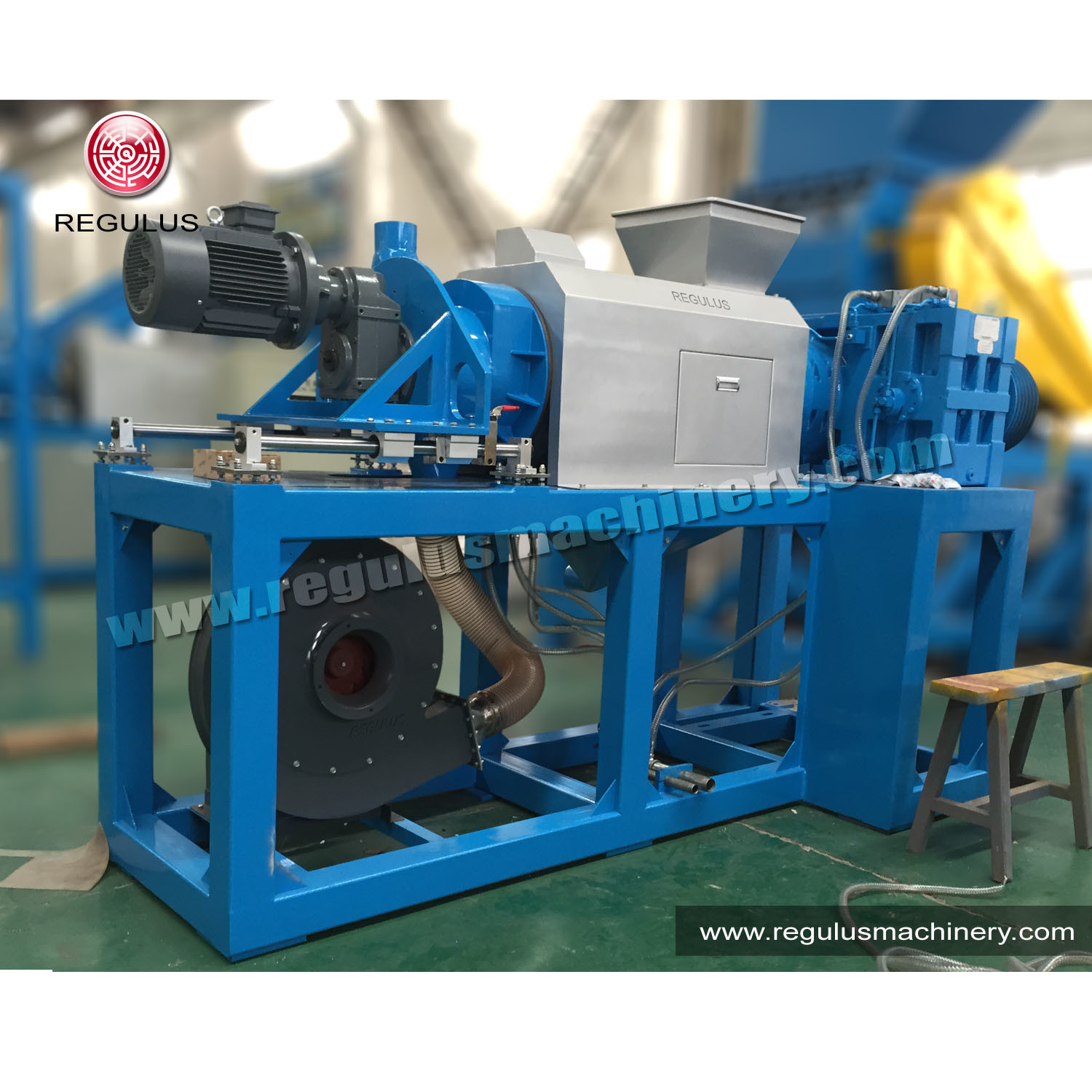 Squeezing Dryer Machine for PP Woven Bag
