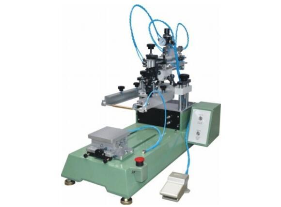 SX-B1A Mini Tabletop Manual Flat Screen Printing Machine
