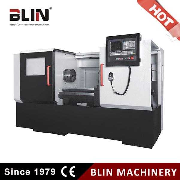 Bl-H6140c/6150b/6150c/6166c High Precision Flat Bed CNC Lathe Machine